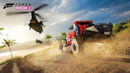 Rennspiele PC: Forza Horizon 3