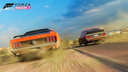 Rennspiele: Forza Horizon 3