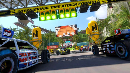 Rennspiele PC: Trackmania Turbo