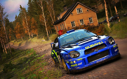 Rennspiele PC: DiRT Rally