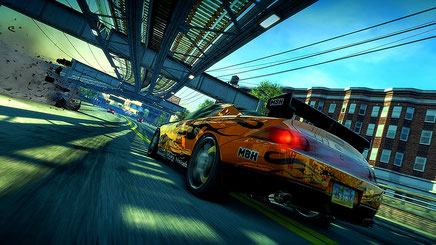 Rennspiele PS4: Burnout Paradise Remastered