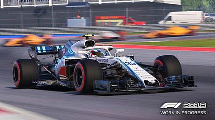 Rennspiele PC: F1 2018