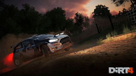 Xbox One Rennspiele: DiRT 4