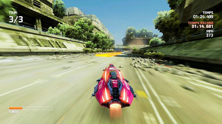 Rennspiele Switch: Fast Racing Neo