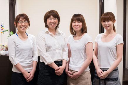 小倉南区のマッサージ店リセッタスタッフは全員女性で安心