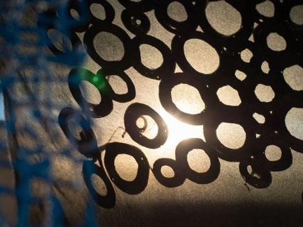 2019年11月にUAE・ドバイの展示会で出展した手漉き和紙