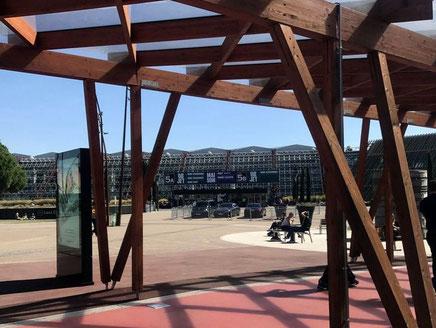 メゾンエオブジェ2018の会場はパリ郊外のノールヴィルパント