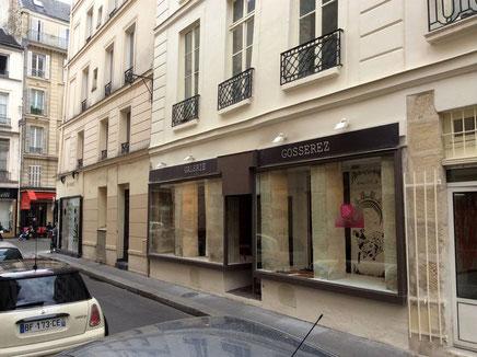 パリデザインウィーク2015の出展会場はマレ地区のギャルリーゴスレーズ