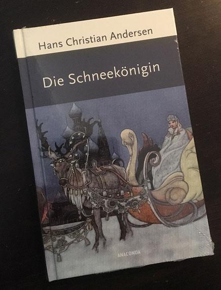 """""""Die Schneekönigin"""" von Hans Christian Andersen, Anaconda Verlag"""