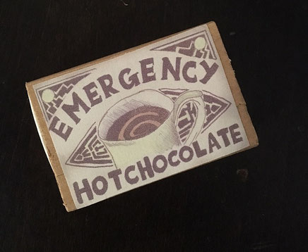 Emergency Hot Chocolate von jujutreats