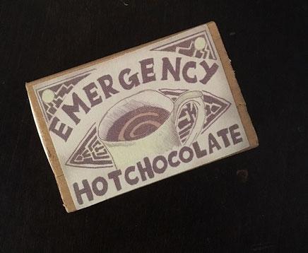 Emergency Hot Chocolate von jujutreats