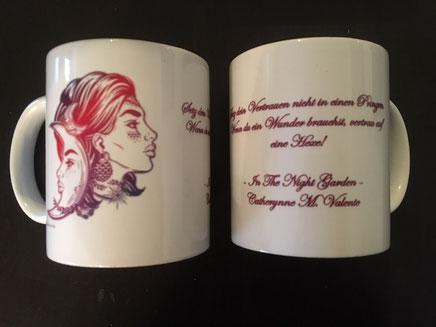 Tasse mit Motiv von PhoenixNeon