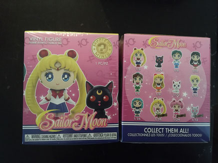 "Funko Mystery Mini ""Sailor Moon"""