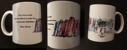 (personalisierte) Tasse