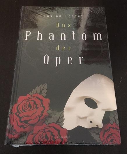 """""""Das Phantom der Oper"""" von Gaston Leroux, Anaconda Verlag"""