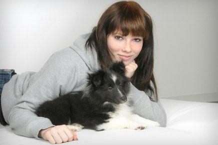 Carina mit ihrem kleinen Sonnenschein Kira