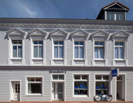 Ferienwohnungen Norderney Strandloft 2 © copyright ferienwohnungen-norderney-ferienhaus.de