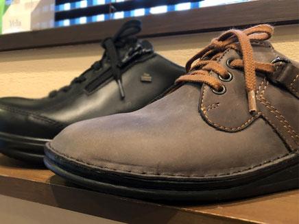 トーハイトが薄い靴