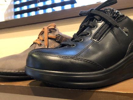 トーハイトが厚い靴