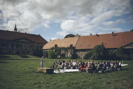 Hochzeit auf Rittergut Lucklum