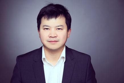 Geschäftsführer Yu Zhang Deutschlands Nr. 1 China Visum Service Yi Qi
