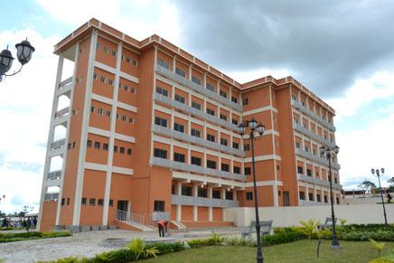 Université inter-états Cameroun-Congo de Sangmelima-Ouesso. Le campus de Sangmelima
