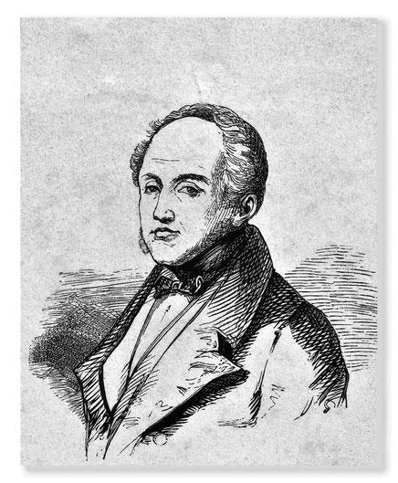 August Ernst Gustav v. Gersdorff • 1780 - 1843