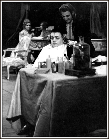Figaro - Il barbiere di Siviglia - con Salvatore Baccaloni