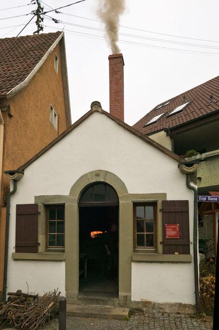Backhaus in Unterriexingen Foto: V. Gandert