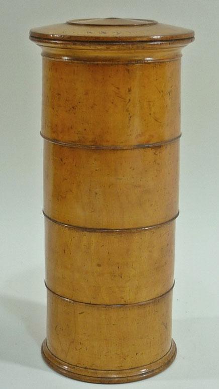 Sussex spice tower, folk art