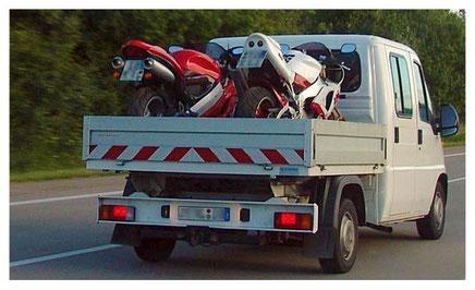 Motorrad Ortung mit GPS sichert das Bike gegen Verlust