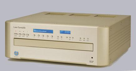 ELPにデザインを貸与し、ELPが1年間のみ販売を行ったアルミ筐体モデル