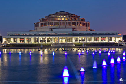 Wroclaw top things to do - Centennial Hall - Copyright VisitWroclaw