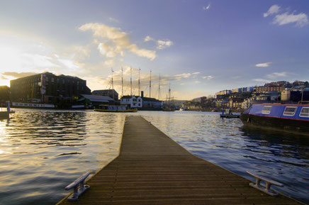 Bristol top things to do - Bristol Harbourside - Copyright Sy
