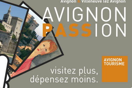Avignon top things to do - Avignon Pass - Copyright Avignon tourism office