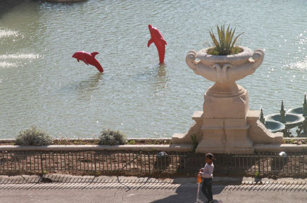 Marseille top things to do - Parks & Gardens - Copyright  Jeanne Menj