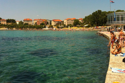 Split top things to do - Bacvice Beach - Copyright Dimitar Krstevski