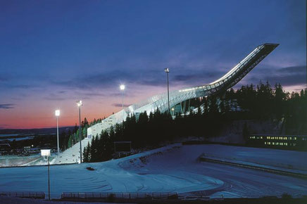 Oslo top things to do - Holmenkollen - Copyright  Visit Oslo
