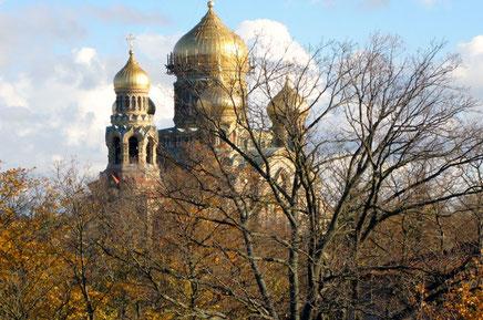 Liepaja top things to do - St Nicholas Cathedral - Copyright  Mika Meskanen