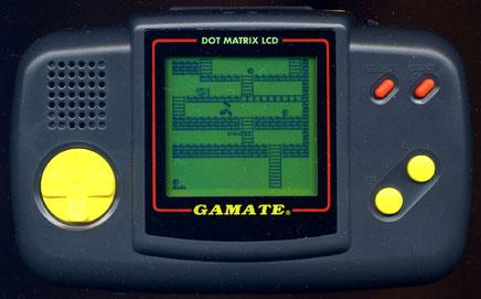 Bit Corporation Gamate, 1993