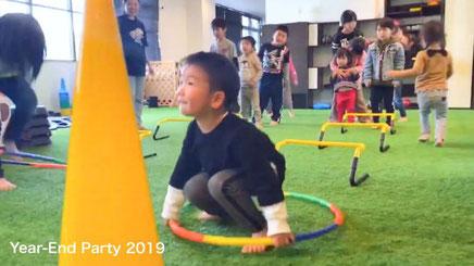 古川橋スタジオ(門真市)大阪の幼児&子供英会話アロハキッズ