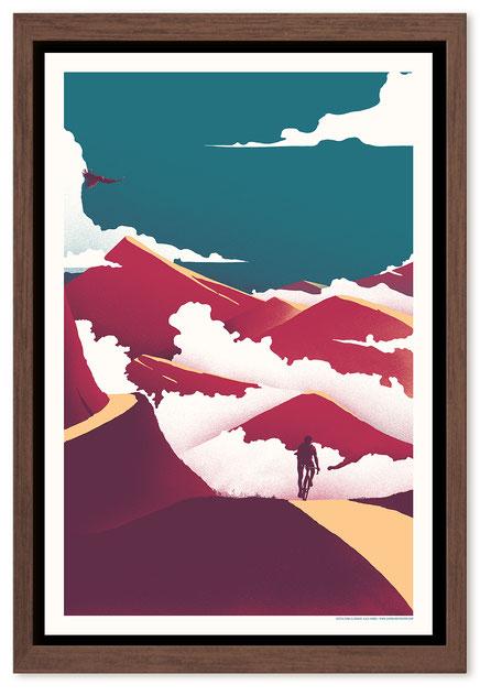 The Mountains Art Print Part 2