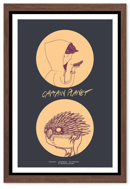 Captain PlanET - Poster