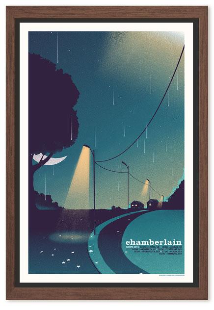 Chamberlain - Poster