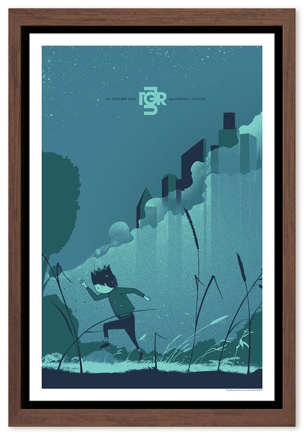 Tiger Lou - Poster