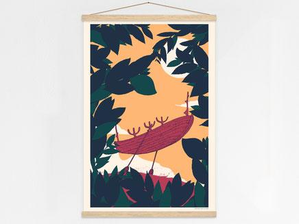 Sun Voyager incl. poster hanger