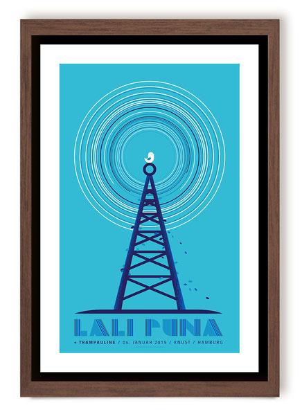 Lali Puna Poster
