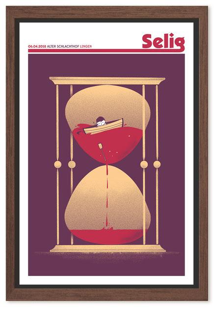 Lali Puna - Poster