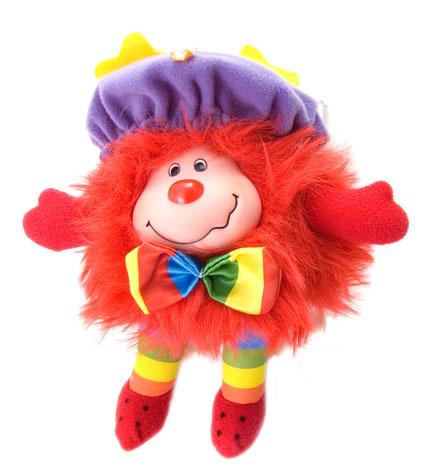 80er Hutwicht Regina Regenbogen