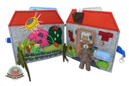 teddys haus teenytinymom spielb cher quiet books. Black Bedroom Furniture Sets. Home Design Ideas